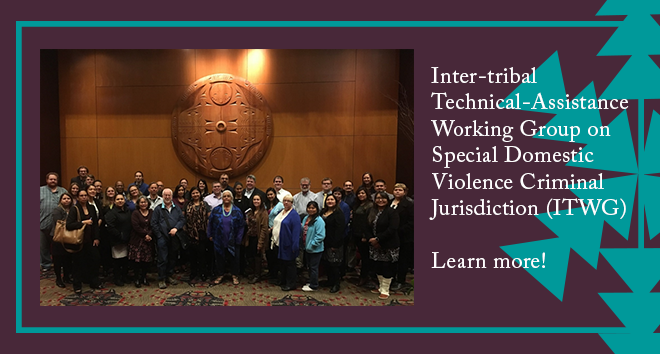 Inter-tribal Technical Assistance Working Group (ITWG)